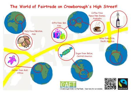 Crowborough Summer Fair 2012 FT Competition Poster